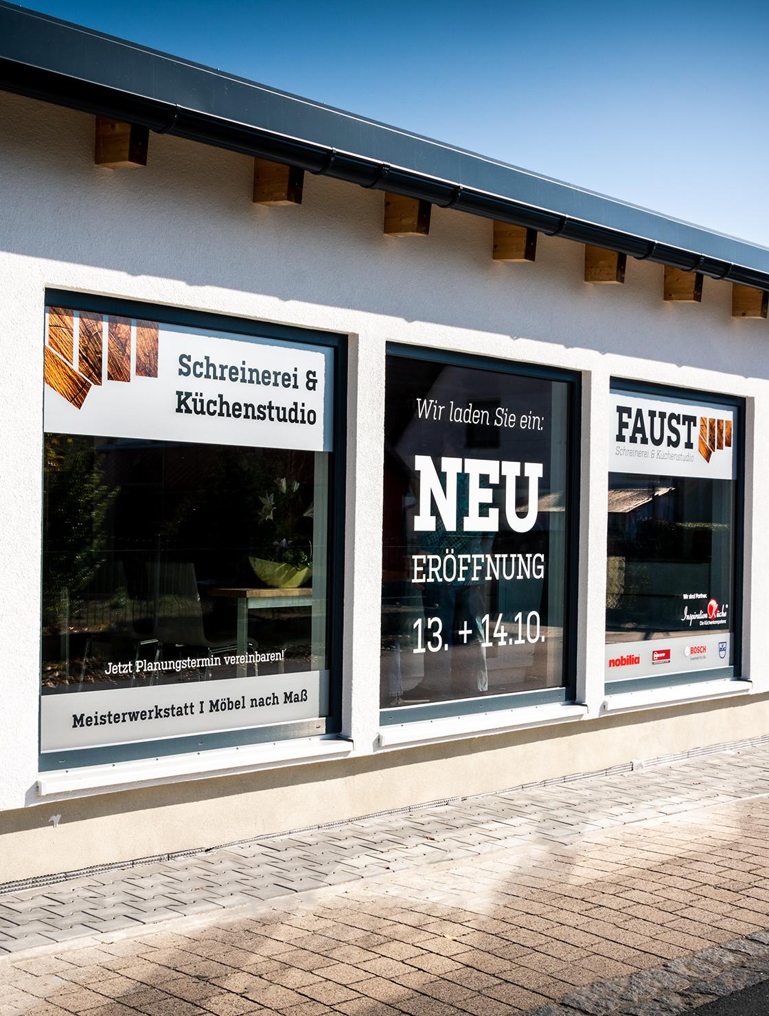 Schreinerei und Kuechenstudio Faust